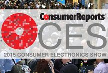 CES 2015 / The Consumer Electronics Show: The latest in tech from the trade show in Las Vegas / by Consumer Reports
