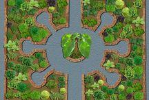 Ronde tuinen