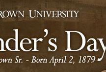 Our History / John Brown University was founded in 1919 by John Brown Sr. / by John Brown University