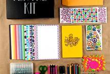 penpal letter ideas! / Creative and beautiful pen pal letter ideas!