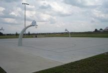 Davenport, Florida - US HWY 27 Park - Polk County