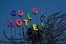 Esterni e giardini del color Hotel / I meravigliosi esterni e giardini del Color Hotel rendono il vostro soggiorno unico romantico e rilassante.