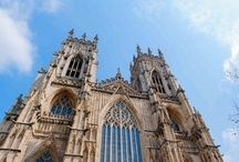 Yorkshire / Yorkshire is a vast and beautiful county reaching into not just one but three National Parks.