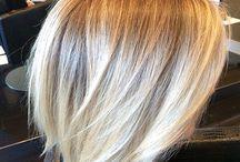 Blonde....