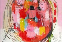 Pinty ponty pinturas / Art inspiration