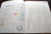 Learning, interactive notebooks/journals / by Andrea Bella Terra