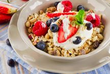 Healthy and yummy / Nutritious food that is good for you