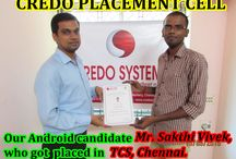 Placement Updates / Placements through CREDO SYSTEMZ