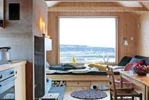beach house window/door