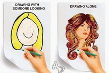 Being an artist is the best