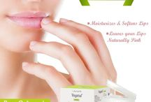 Lip Care / Protect your lips Naturally with Vegetal Lipbalm!