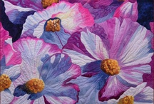 quilts - flowers