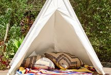 Tents and Tepees