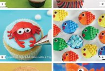 Kids party ideas and food / Food and party ideas