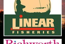 OXFORDSHIRE, UK. / Carp Fishing Lakes and Venues Situated in Oxfordshire, United Kingdom.