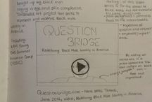 Teach with Question Bridge / Watch the process unfold as educators from McKinley Technology High School (DCPS, Washington, DC) and Eastern High School (DCPS, Washington, DC) work collaboratively within their teams to create lessons using the Prism.K12 learning strategies and the Question Bridge project and exhibition in their classroom!