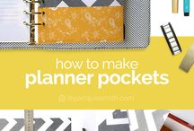 Planner inspirations