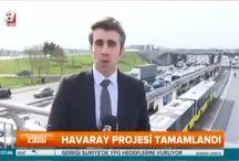 """Havarayın ilk güzergâhı, """"Sefaköy, Halkalı ve Başakşehir""""de olacak."""