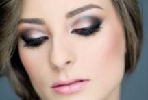 Make-up. Beauty
