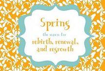 Spring is in the air... / by Sara Gardner