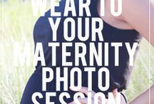 Baby bump love / Maternity sessions