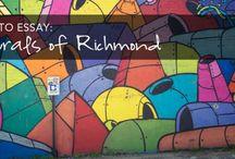 En Route Traveler: Murals of RVA
