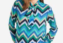 Koszule wzór geometryczny