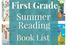 Summer Reading First/Second Grade