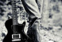 Einzelshooting Gitarre
