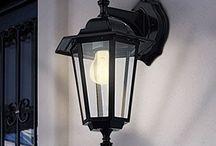 Iluminación jardín / #Farolas de #jardín, #lámparas colgantes, #apliques exterior, #focos solares y muchos más. Últimas tendencias en #diseñoexteriores