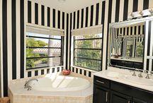 powder room 1/2 bath
