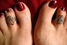 Jewelry: Toe Rings