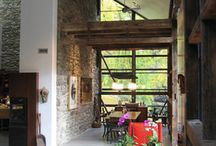 Architecture Rustic Touches / by Jim Rowden