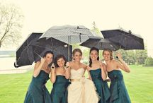 Esős időben • Rainy day wedding