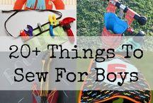 For boys
