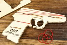 pistolety na gumki