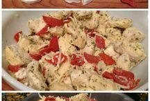Pizza Recipes / by Larissa Hicks