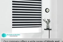 Tustin Blinds & Shades / Tustin Blinds & Shades is known all over California for being customers' first choice for quality window treatments.