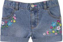 Short di jeans