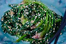 Recipes with Sesame Seeds