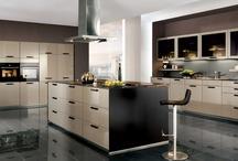 Kitchen - kuchyně