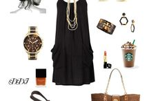 Polyvore and other combi's