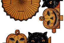 Halloween - krabičky, skleničky / Halloween - krabičky, skleničky, nádobky, tašky ...
