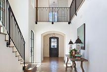 Front Door Inspirations / These front door inspirations are great for renovations or door replacements!