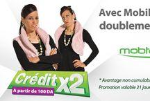 Mobilis / Nos création pour #Mobilis   #LeoBurnett #Algeria #Advertising #Publicité