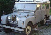 "Land Rover 107"" Stationwagons"