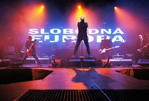 SLOBODNA EUROPA / punk band from Slovakia
