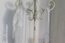 Shabby Chic, Lace, Burlap & Much More ...