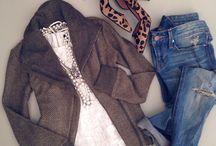 Fall / Winter Fashion / by Hallie Warren