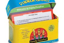 Conversation Games for Kids  / Have fun while encouraging conversation and teaching social skills!